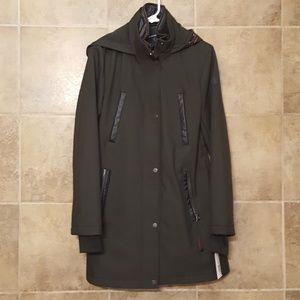 French Connection Jacket Water Resistant Medium